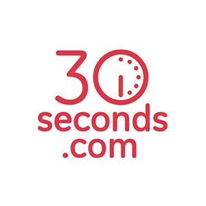 30 seconds logo