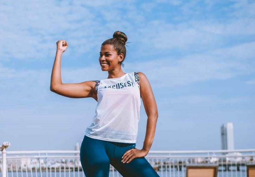fitness anxiety intimidation